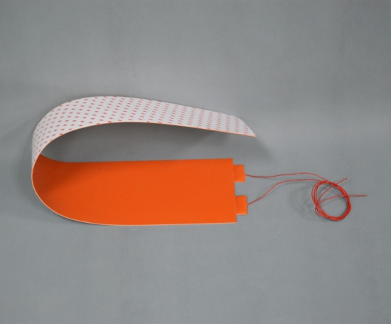 Heat Resistant Silicone heater