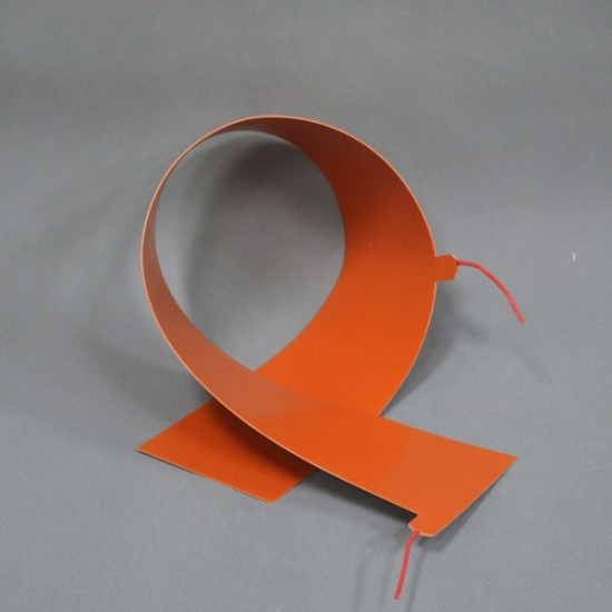 flexible silicone heater