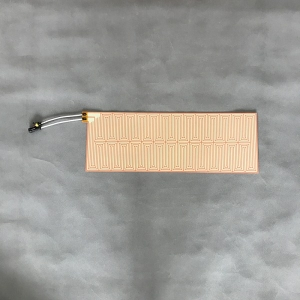 FR4 with silicone heating pad