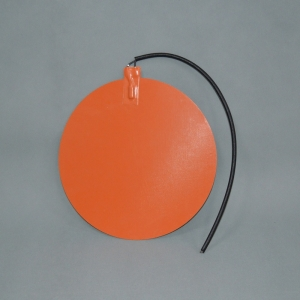 Custom silicone rubber heater