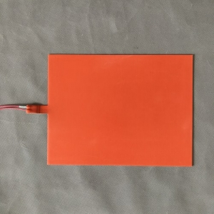 Battery machine Silicone Heater Mat/Pad