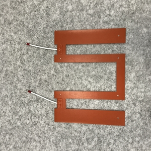 303×229×3 MM 110V-1A Flexible Silicone Heater for Machine
