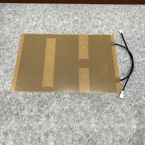 474×314×1.2 MM 15.73Ω PI heater for  EV battery