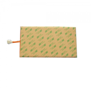 320×106×5MM 10.7Ω-24V silicone heater for EV battery