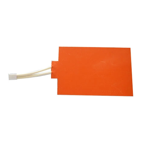 747×86×1.2MM 32.9V-22W Silicone heating pad for medical product