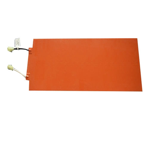 470×150×1.2MM Silicone rubber heater for machine