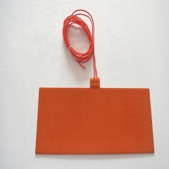 339x150x1.5MM Silicone Heater For EV Battery
